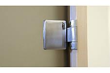 Двери для душа в бане Aqua Bronze Sateen 2000*800 (матовые), фото 3
