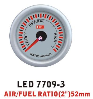Дополнительный прибор Ket Gauge LED 7709-3 экономайзер Air Fuel состав смеси