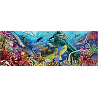 """Пазл Melіssa&Doug Мега """"Підводний оазис"""", 200 елементів (MD18907), фото 1"""