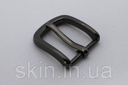 Пряжка ременная, ширина - 25 мм, цвет - черный, артикул СК 5652, фото 2