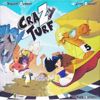 Настільна гра Blue Orange Crazy Turf (904567)