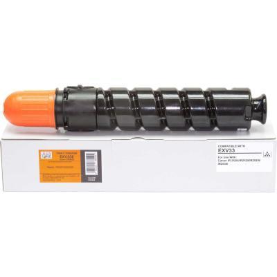 Тонер-картридж NewTone Canon iR2520/2525/2530, 2785B002 Black (EXV33E)