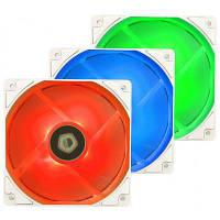 Кулер для корпусу ID-Cooling XF-12025-RGB-TRIO Snow (3pcs Pack) (XF-12025-RGB-TRIO Snow)