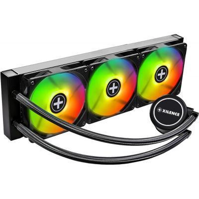 Кулер для процессора Xilence LiQuRizer 360 Bulk (XC172)