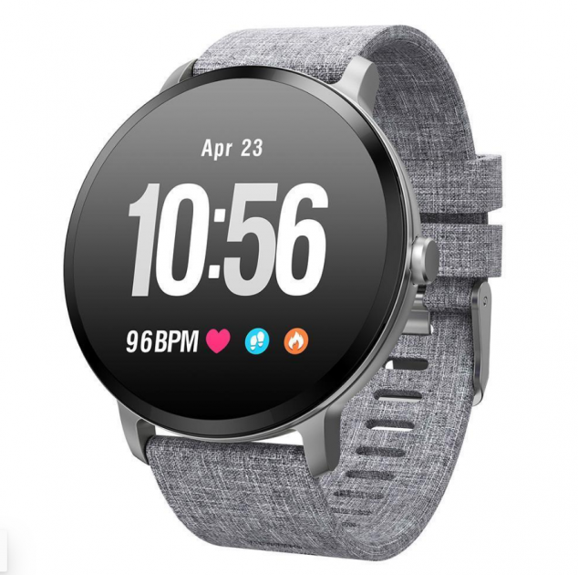 Фитнес часы Smart Life v11 Grey