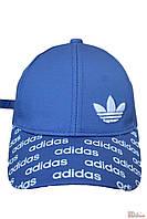 Бейсболка синяя с логотипом для мальчика (50 см.) No name 2125000671000