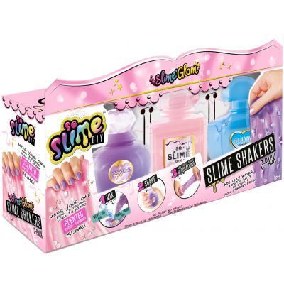 Набор для творчества Canal Toys Slime Glam Духи 3 в наборе (SSC090)
