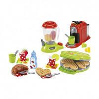 Игровой набор Ecoiffier Chef с посудой и продуктами (002624)