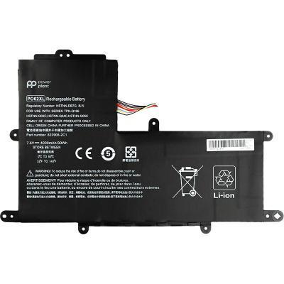 Аккумулятор для ноутбука HP Stream 11-R (PO02XL) 7.6V 4000mAh PowerPlant (NB461387)
