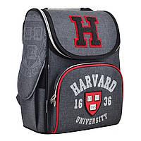 Рюкзак школьный каркасный YES H-11 Harvard (555138), фото 1