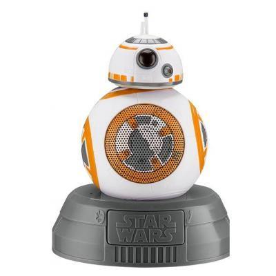 Акустическая система eKids Disney Star Wars, BB-8 Droid Wireless (LI-B67B7.FMV6)