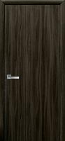 Двері міжкімнатні Новий Стиль Колорі Стандарт екошпон глухі 60 Кедр