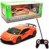 Машинка игровая автопром на радиоуправлении Lamborghini Huracan (Ламборджини Хуракан) оранжевый (8828)