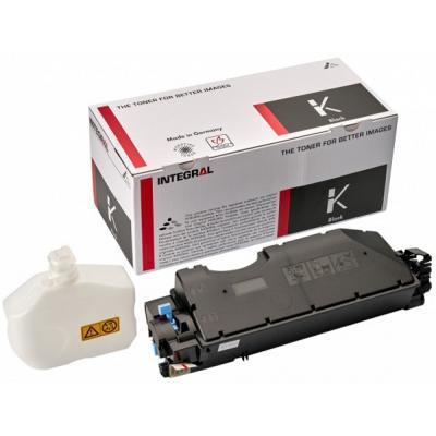 Тонер-картридж Integral Kyocera TK-5140K + Waste Box + Chip (12100156)