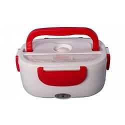 Ланч-бокс The Electric Lunch Box с подогревом Red