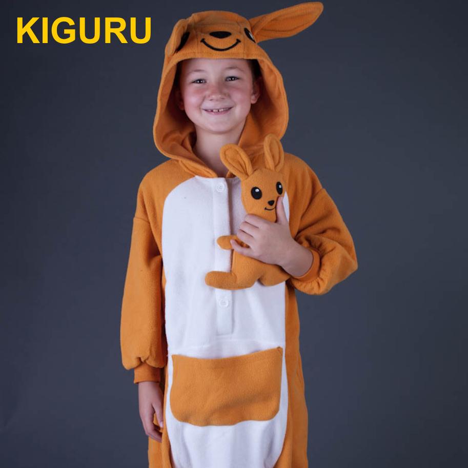 Детская пижама кигуруми кенгуру - KIGURU в Киеве