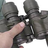 Бінокль з 50 Кратним Збільшенням SHAMOY HY8869 50X50 56m/1000m - Прогумований, фото 6