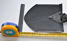 Лопата туристическая многофункциональная в чехле походная 52см SOG SK-223