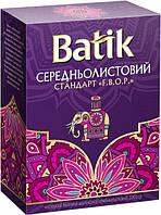 Цейлонский чай Батик черный среднелистовой 200 грамм