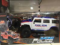 Детский Джип Полиция на радиоуправлении 06420