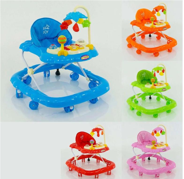Детские ходунки Joy D28 (5 цветов)