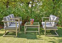 Комплект садовой мебели из ротанга Лоренс