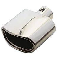 Насадка на глушитель НГ-0251, внутр.d 64мм/дл. 178мм/внеш. 152*76мм (НГ-0251)