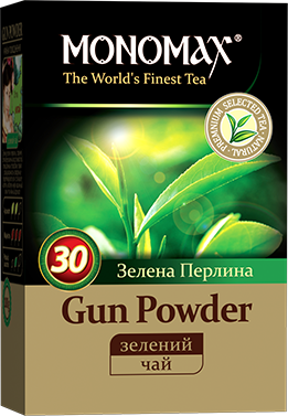 Зелёный крупнолистовой чай Мономах Жемчужина 100 грамм