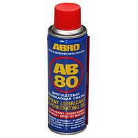 ABRO Проникающая смазка AB 80 sm (210мл) (AB-80 sm)