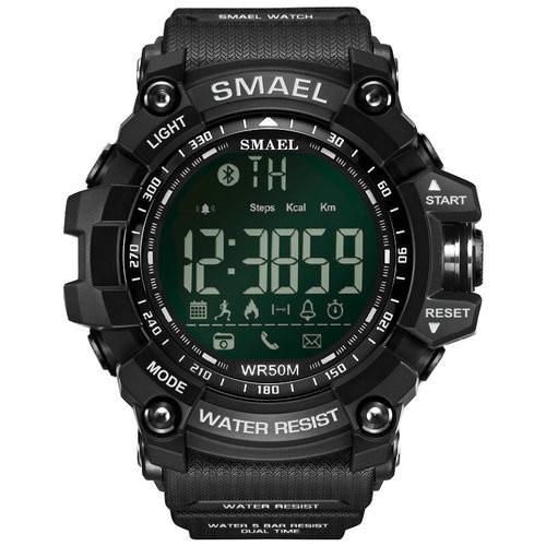 Спортивные Водостойкие Часы Bluetooth SMAEL LY01 Совместим с Android, IOS