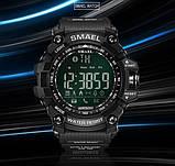 Спортивные Водостойкие Часы Bluetooth SMAEL LY01 Совместим с Android, IOS, фото 8