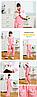 Детская теплая пижама кигуруми Hello Kitty, фото 2