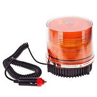 Мигалка желтая HB-801F Y LED 24V (HB-801F Y LED), фото 1