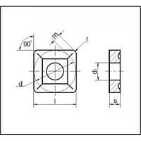 Пластина т/с 03114(SNUM)-150412 Н30(Т5К10) (27470)