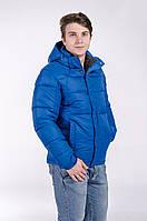 Куртка чоловіча зимова синя Avecs AV-926С Розміри 56/3XL