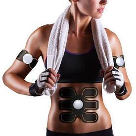 Миостимулятор body mobile gym стимулятор мышц пресса (Пояс Ems-trainer)