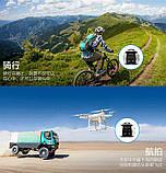 Экшн-Камера 360 Градусов (Панорамная Съёмка) PanoView WI-FI, фото 9