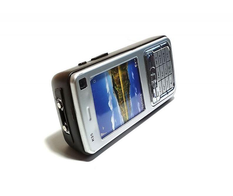 Отпугиватель в виде телефона с фонариком k95