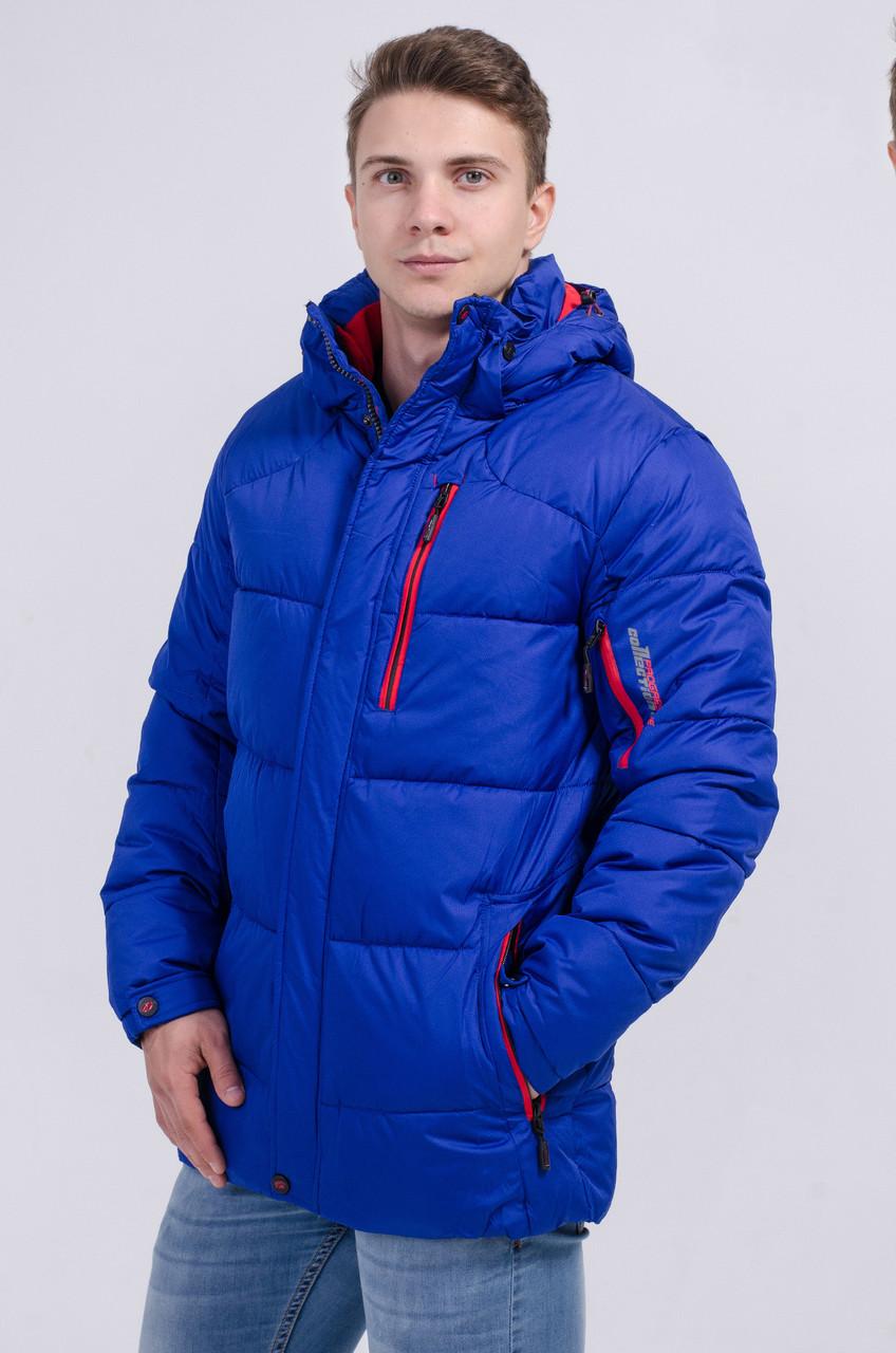Куртка мужская зимняя Avecs AV-7342507 Размеры 48 50 52 54