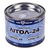 Смазка Литол-24 KSM Protec банка 0,4 кг (KSM-L2404)