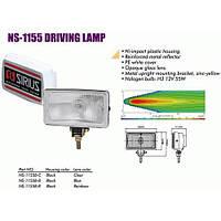 Додаткові фари NS-1155 B-C H3/12/55W/150*86mm/кришка (NS-1155 B-C)