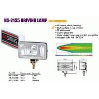 Додаткові фари NS-2155 B-C H3/12/55W/150*86mm/кришка (NS-2155 B-C)