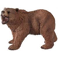 Фигурка Schleich Медведь гризли (14685)