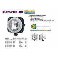 """Додаткові фари NS-32 F-C H1/12/55W/модуль 4""""/D=95mm (NS-32 F-C)"""