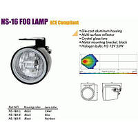 Додаткові фари NS-16 B-C H3/12/55W/D=65mm (NS-16 B-C)