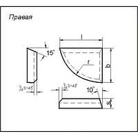Пластина т/с 20050 ВК8 (20820)