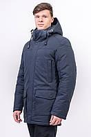 Куртка чоловіча зимова синя Avecs AV-973С Розміри 46/S
