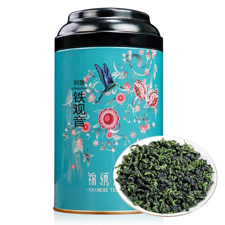 Чай Ти Гуань Інь в подарунковій упаковці 150 грам