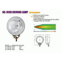 Додаткові фари NS-103 D-B-C H3/12/55W/D=116mm/метал (NS-103 D-B-C)