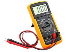 Мультиметр (Токовые Клещи) DT-9205A